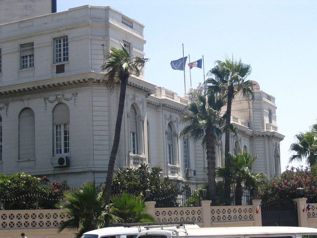 سفارت ازبکستان
