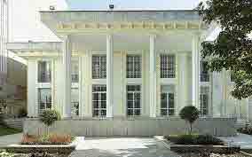 سفارت الجزایر در ایران